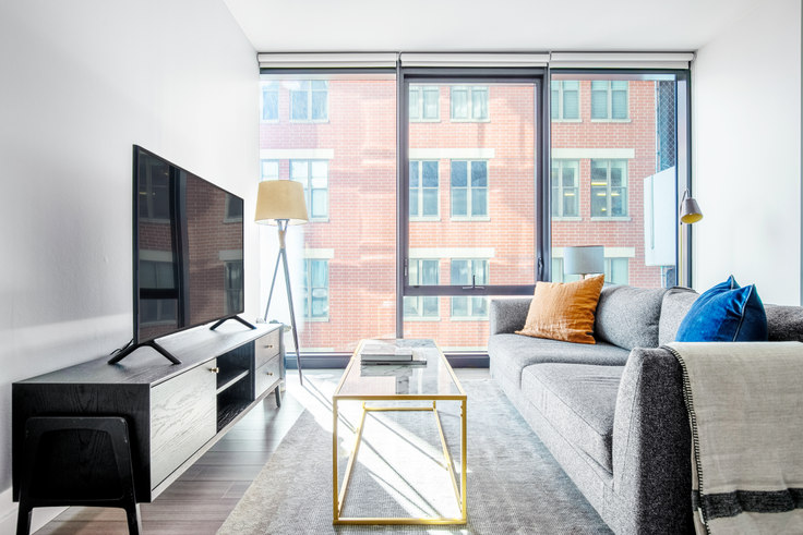 2 bedroom furnished apartment in NEMA, 1210 S Indiana Ave 346, South Loop, Chicago, photo 1