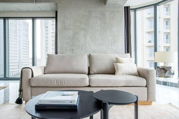 3 bedroom furnished apartment in Queen Bomonti - 611 611, Bomonti, Istanbul, photo 1