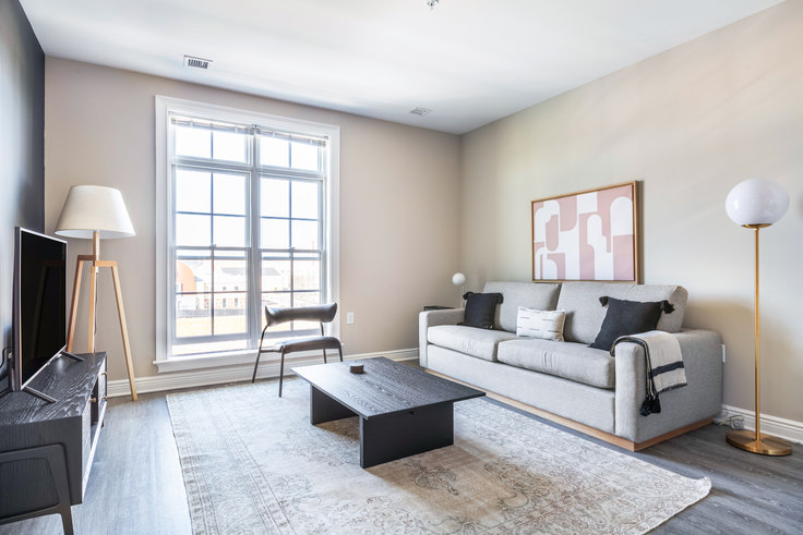 1 bedroom furnished apartment in Park Kennedy, 1901 C St SE 242, Capitol Hill, Washington D.C., photo 1