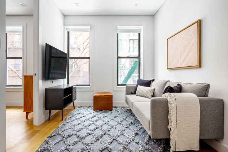 1 bedroom furnished apartment in 59 Thompson St 547, SoHo, New York, photo 1