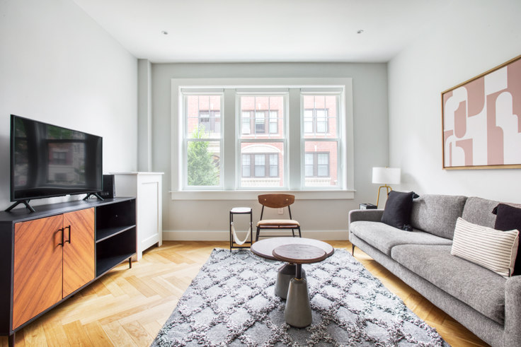 1 bedroom furnished apartment in Forest Court, 18 Forest St 339, Porter Square, Boston, photo 1