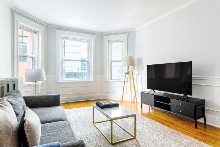 1 bedroom furnished apartment in The Baldwin, 49 Worthington St 341, Longwood, Boston, photo 1