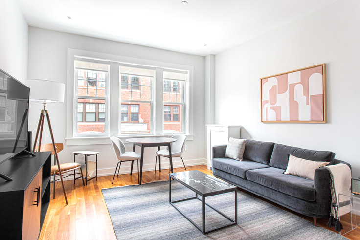 1 bedroom furnished apartment in Forest Court, 16 Forest St 342, Porter Square, Boston, photo 1