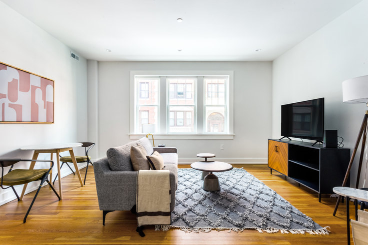 1 bedroom furnished apartment in Forest Court, 18 Forest St 343, Porter Square, Boston, photo 1