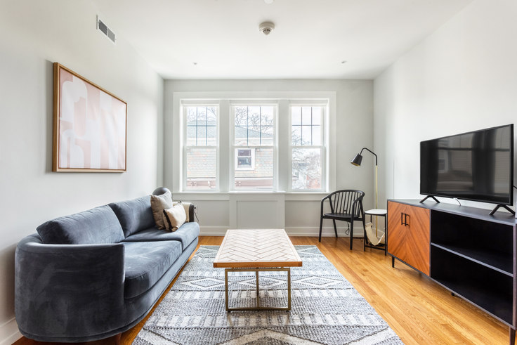 1 bedroom furnished apartment in Forest Court, 19 Forest St 344, Porter Square, Boston, photo 1