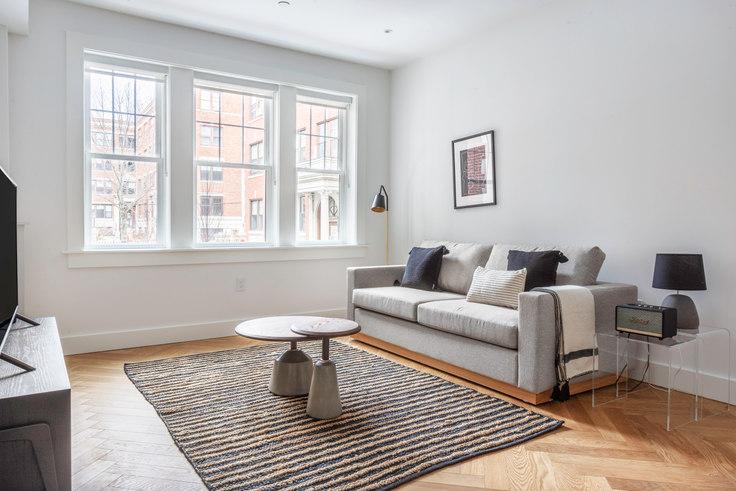 1 bedroom furnished apartment in Forest Court, 16A Forest St 346, Porter Square, Boston, photo 1