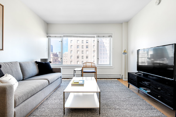1 bedroom furnished apartment in Pinnacle at Nob Hill, 899 Pine St 430, Nob Hill, San Francisco Bay Area, photo 1