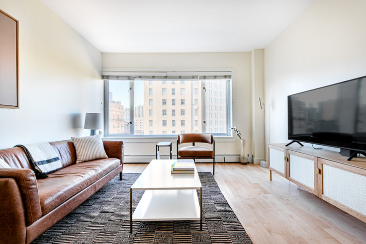 1 bedroom furnished apartment in Pinnacle at Nob Hill, 899 Pine St 431, Nob Hill, San Francisco Bay Area, photo 1
