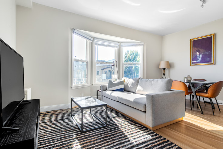 2 bedroom furnished apartment in 2232 North Point St 434, Marina District, San Francisco Bay Area, photo 1