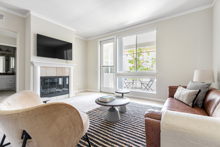 1 bedroom furnished apartment in Metropolitan Apartments, 337 S Fremont St 435, San Mateo, San Francisco Bay Area, photo 1