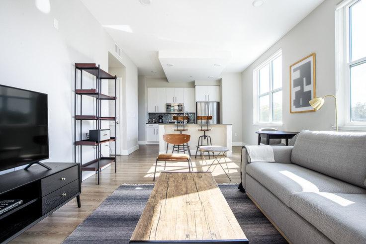1 bedroom furnished apartment in Trestle Apartments 2, 331 El Camino Real 439, San Carlos, San Francisco Bay Area, photo 1