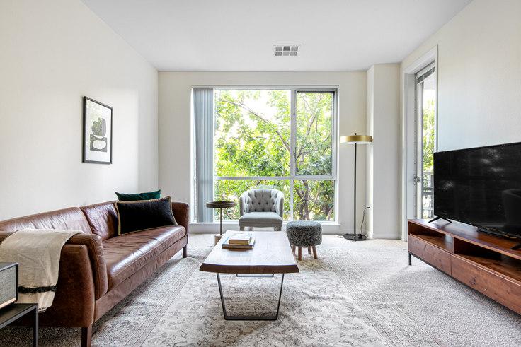 1 bedroom furnished apartment in 550 Moreland Apartments, 550 Moreland Way 444, Santa Clara, San Francisco Bay Area, photo 1