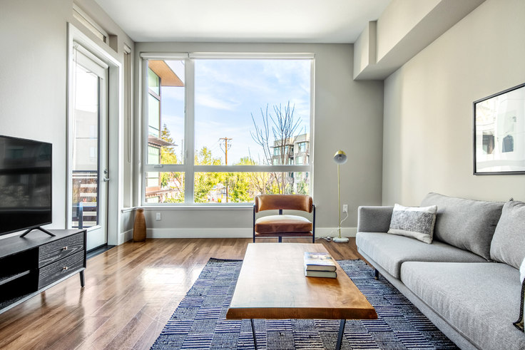 1 bedroom furnished apartment in 100 Moffett, 801 Washington St 449, Mountain View, San Francisco Bay Area, photo 1
