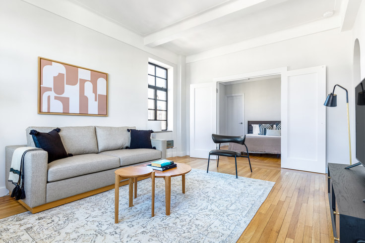 1 bedroom furnished apartment in The Shenandoah, 10 Sheridan Sq 556, West Village, New York, photo 1