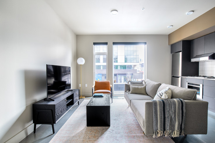 Studio furnished apartment in Clark, 408 Aurora Ave N 77, South Lake Union, Seattle, photo 1