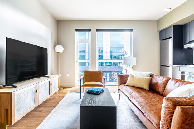 Studio furnished apartment in Clark, 408 Aurora Ave N 78, South Lake Union, Seattle, photo 1