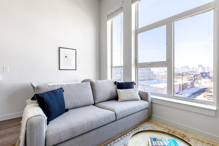 Studio furnished apartment in Ride at RiNo, 3609 Wynkoop St 8, RiNo, Denver, photo 1