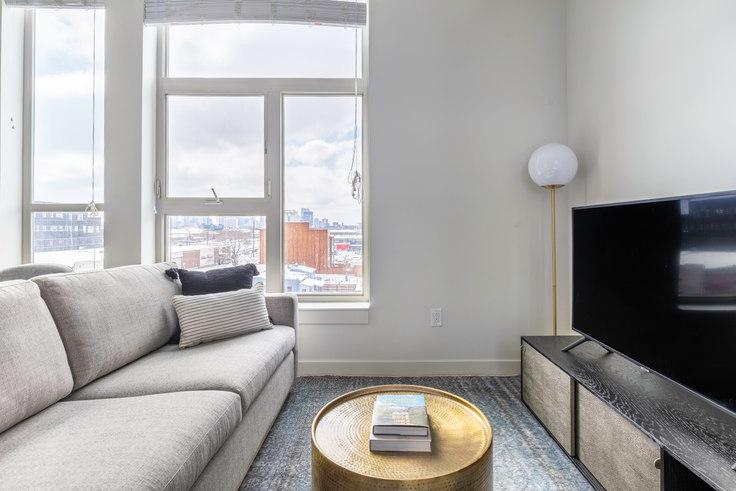 Studio furnished apartment in Ride at RiNo, 3609 Wynkoop St 9, RiNo, Denver, photo 1