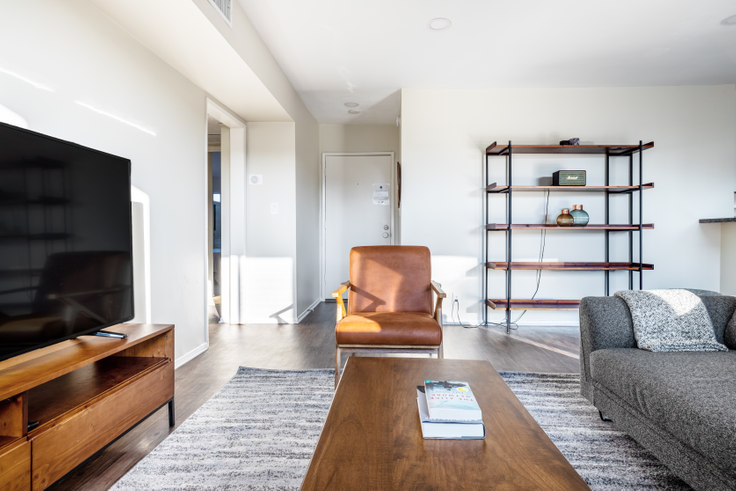 2 bedroom furnished apartment in 9025 3rd Street 395, Beverly Hills, Los Angeles, photo 1