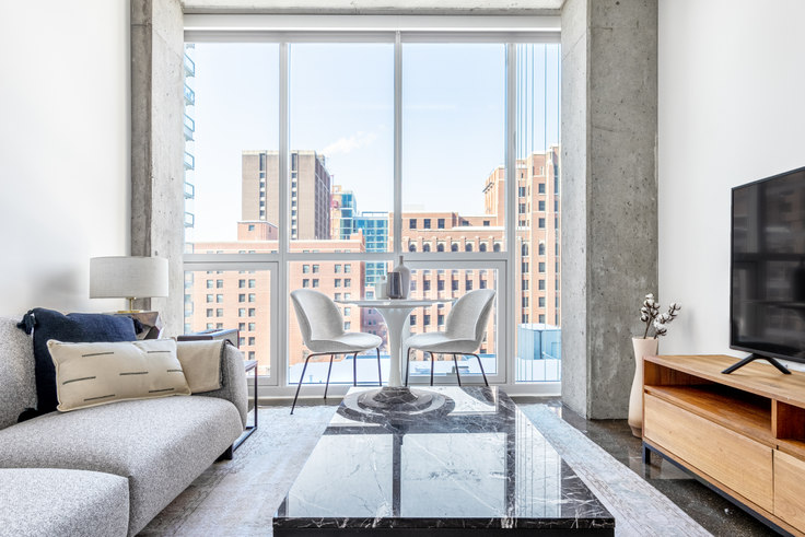 1 bedroom furnished apartment in Bush Temple, 108 W Chicago Ave 359, River North, Chicago, photo 1