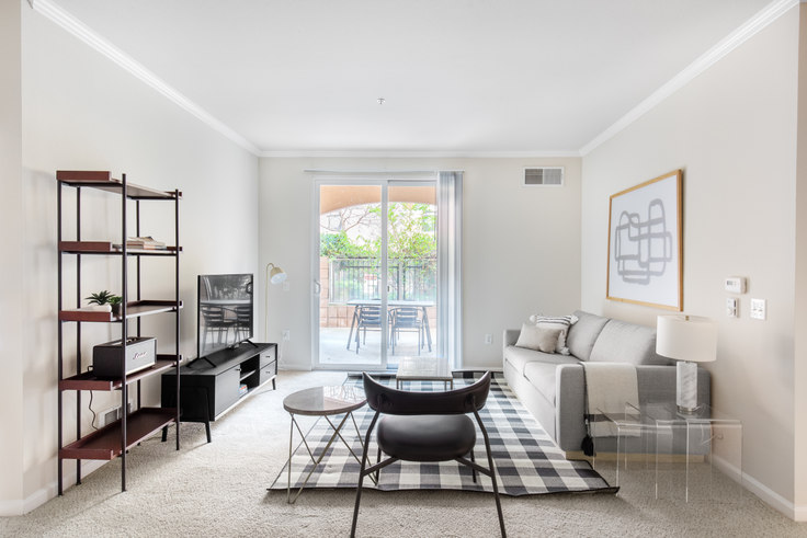 2 bedroom furnished apartment in Villa Del Sol, 295 E Evelyn Ave 456, Sunnyvale, San Francisco Bay Area, photo 1