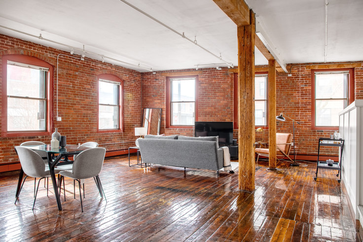 1 bedroom furnished apartment in Piano Craft Guild, 791 Tremont St 356, South End, Boston, photo 1