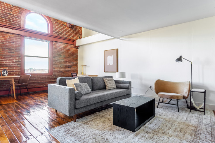 1 bedroom furnished apartment in Piano Craft Guild, 791 Tremont St 359, South End, Boston, photo 1