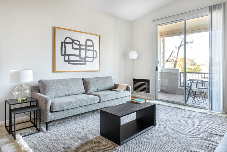 2 bedroom furnished apartment in Forge Homestead 1, 20647 Forge Way 459, Cupertino, San Francisco Bay Area, photo 1