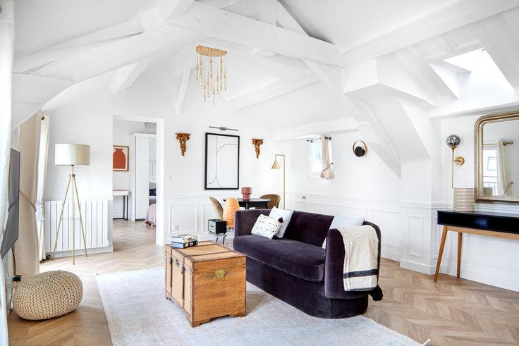 1 bedroom furnished apartment in Rue de l'Éperon 66, Saint-Germain-des-Prés, Paris, photo 1