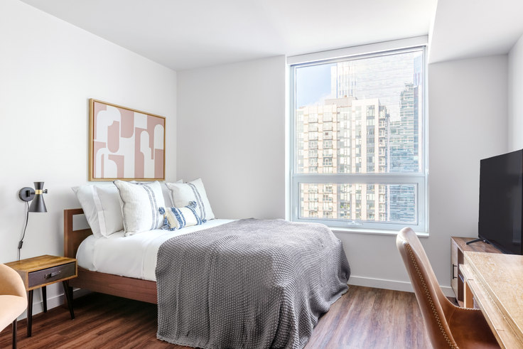Studio furnished apartment in Arrive, 2116 4th Ave 86, Belltown, Seattle, photo 1
