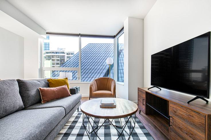 Studio furnished apartment in Arrive, 2116 4th Ave 88, Belltown, Seattle, photo 1