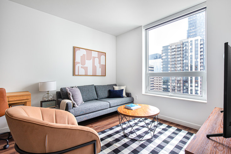 1 bedroom furnished apartment in Arrive, 2116 4th Ave 90, Belltown, Seattle, photo 1