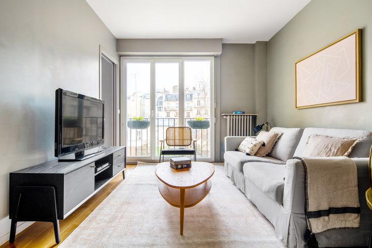 1 bedroom furnished apartment in Rue Weber 67, Arc de Triomphe, Paris, photo 1