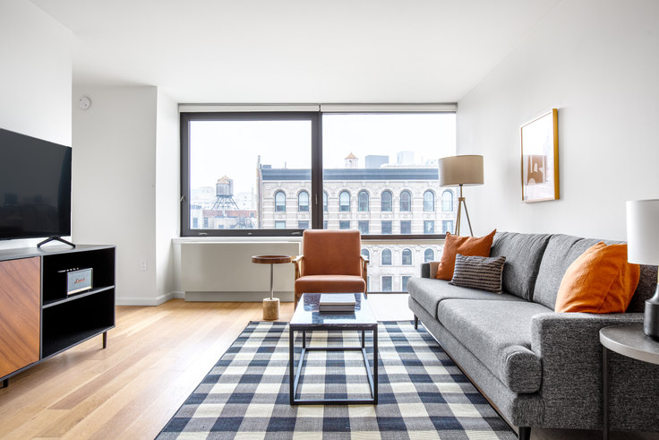 1 bedroom furnished apartment in 1 Union Sq S 561, Flatiron, New York, photo 1