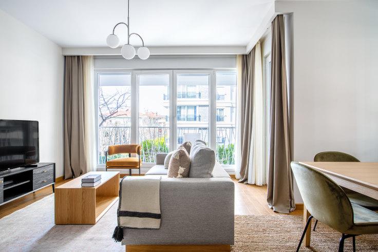 3 bedroom furnished apartment in Köşem - 627 627, Saskinbakkal, Istanbul, photo 1