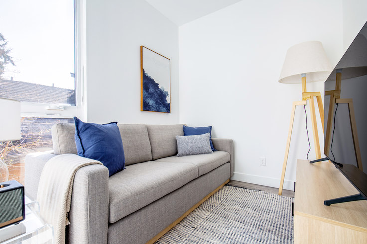 Studio furnished apartment in T.O.D, 120 10th Ave E 95, Capitol Hill, Seattle, photo 1
