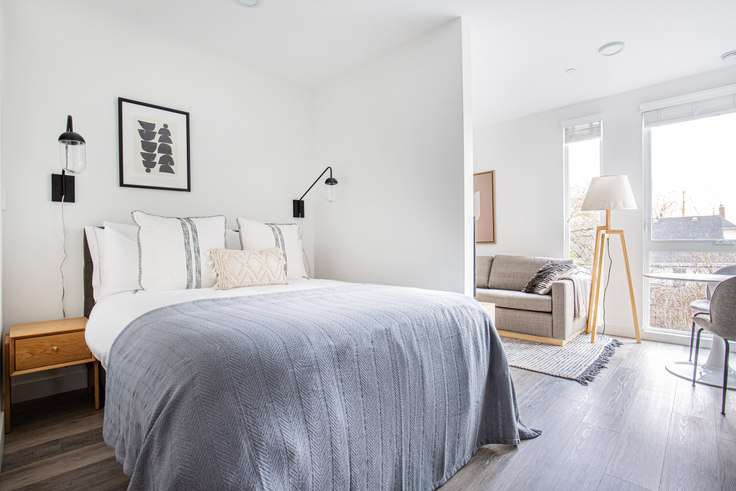 Studio furnished apartment in T.O.D, 120 10th Ave E 96, Capitol Hill, Seattle, photo 1