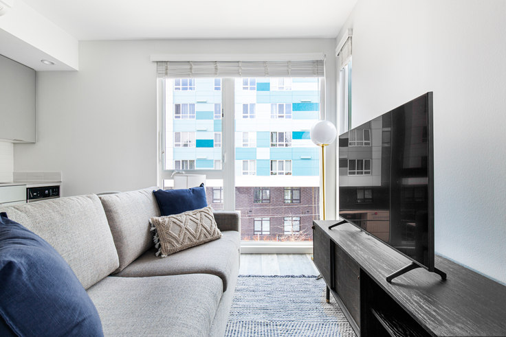 Studio furnished apartment in T.O.D, 120 10th Ave E 97, Capitol Hill, Seattle, photo 1