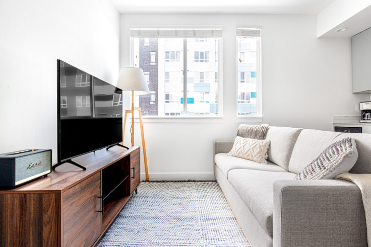 Studio furnished apartment in T.O.D, 120 10th Ave E 98, Capitol Hill, Seattle, photo 1