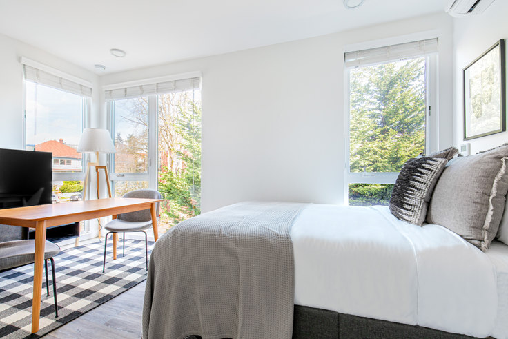 Studio furnished apartment in T.O.D, 120 10th Ave E 100, Capitol Hill, Seattle, photo 1