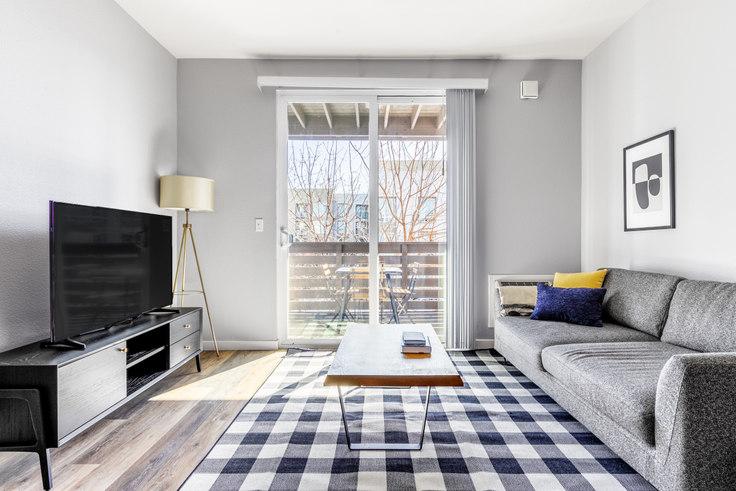 2 bedroom furnished apartment in Buckingham Place, 30 Buckingham Dr 464, Santa Clara, San Francisco Bay Area, photo 1
