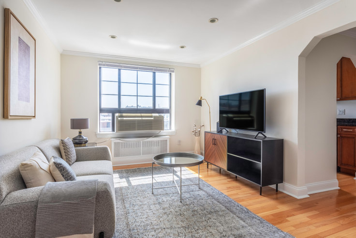 1 bedroom furnished apartment in 60 Brattle St 376, Harvard Square, Boston, photo 1