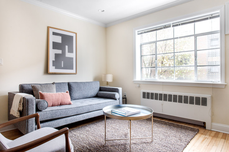 1 bedroom furnished apartment in 78 St Paul St 382, Brookline, Boston, photo 1