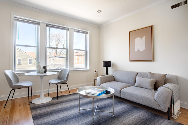 1 bedroom furnished apartment in 3 Chauncy St 384, Harvard Square, Boston, photo 1