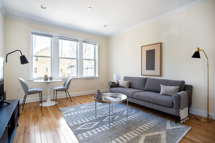 2 bedroom furnished apartment in 3 Chauncy St 386, Harvard Square, Boston, photo 1