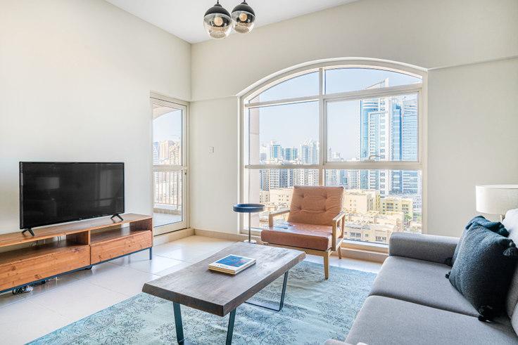 1 bedroom furnished apartment in Mosela Apartment III 723, Mosela Tower, Dubai, photo 1