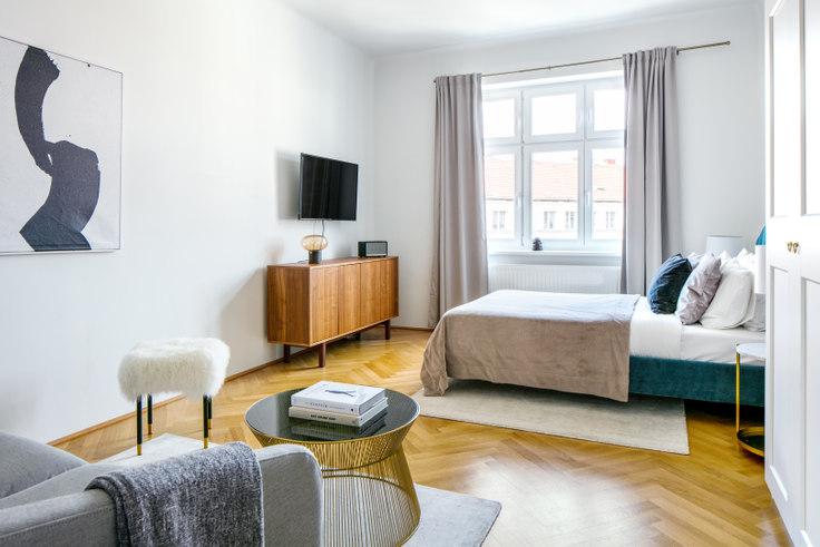 Studio furnished apartment in Traungasse 7 8, 3rd district - Landstraße, Vienna, photo 1