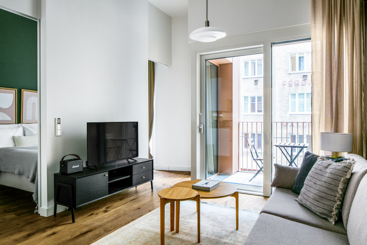 1 bedroom furnished apartment in Renngasse 10 9, 1st district – Innere Stadt, Vienna, photo 1