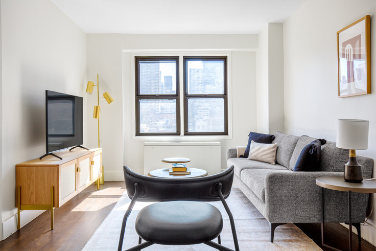 1 bedroom furnished apartment in The Blake, 220 E 63rd St 565, Upper East Side, New York, photo 1