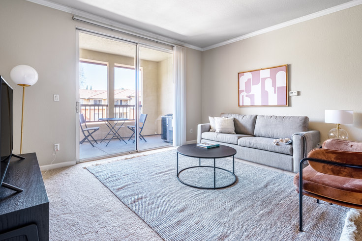 2 bedroom furnished apartment in Estancia 1, 1668 Hope Dr 476, Santa Clara, San Francisco Bay Area, photo 1